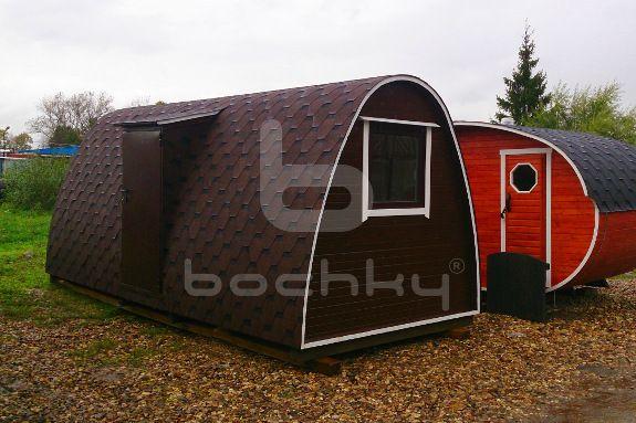 Гостевые домики от Bochky® являются отличным решением для разных участком и баз отдыха. Гостевые домики мобильны и могут быть без проблем перемещены